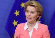 Ursula von der Leyen a declarat că Uniunea Europeană nu este în situaţia de a dona vaccinuri ţărilor mai sărace