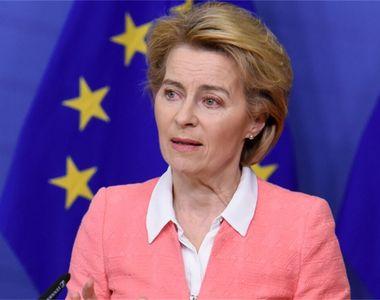 Ursula von der Leyen a declarat că Uniunea Europeană nu este în situaţia de a dona...