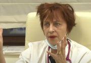 Medicul Flavia Groșan, care a afirmat că tratează bolnavi de COVID-19 după scheme de tratament proprii, este audiat azi la Colegiul Medicilor Bihor