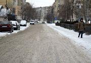 Vreme deosebit de rece în România. Temperaturi în scădere până vineri
