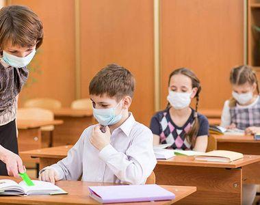 Ministerul Educaţiei: încă 211 elevi şi preşcolari au fost infectați cu COVID-19