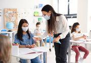Câți elevi și câți profesori au fost infectați cu virusul Sars-Cov-2?! Ce a transmis Sorin Cîmpeanu