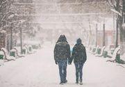 VIDEO - Cod galben de ninsori în România. ANM anunță ninsori, vânt puternic şi vreme deosebit rece, până joi dimineaţă