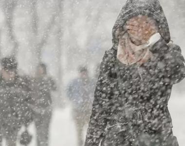 Prognoza METEO pentru următoarele 2 săptămâni! ANM anunță ninsori și ploi în toată țara