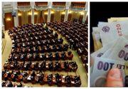 Salarii Parlamentul României 2021. Cât câștigă un senator și un deputat din Parlamentul României