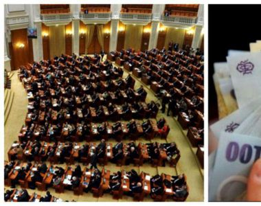 Salarii Parlamentul României 2021. Cât câștigă un senator și un deputat din Parlamentul...