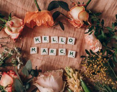 Martie, Luna femeii - un prilej de a-ți declara iubirea altfel