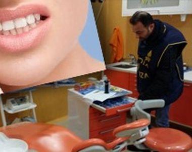VIDEO -Traume grave în loc de dantură, cu ajutorul unor falși dentiști