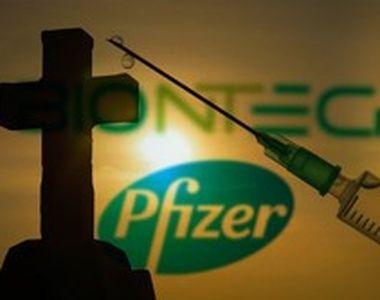 VIDEO - Ultima săptămână - trei români morți după vaccinarea cu Pfizer