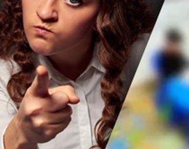 VIDEO-Educatoare acuzată de purtare abuzivă cu copiii. Imagini șocante