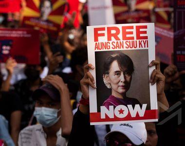 Răsturnare de situație în Myanmar, la aproape două luni de la lovitura de stat