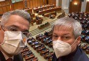 """Dacian Cioloș a fost infectat cu Sars-Cov-2: """"Eu sunt de astăzi în izolare"""""""