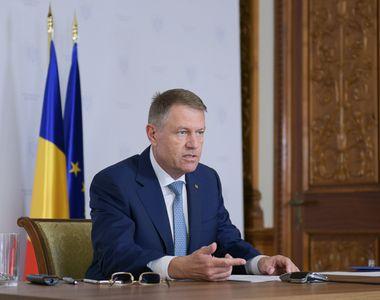 Klaus Iohannis, ședință importantă cu liderii statelor UE