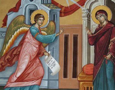 Sărbătoare mare astăzi pentru toți creștinii. De ce cade Buna Vestire întotdeauna pe 25...