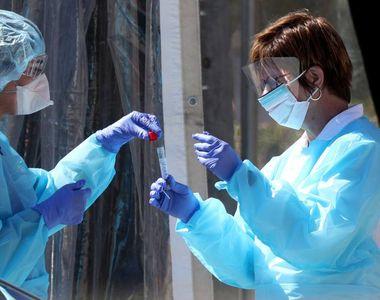 Bilanț coronavirus, joi 25 martie. Număr record de infectări în București. Infern la ATI