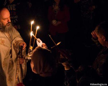 Vești bune pentru credincioși. Accesul în Biserică la slujba de Paște va fi permis....