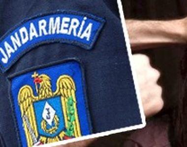 VIDEO-Un jandarm este acuzat că ar fi desfigurat în bătaie două tinere