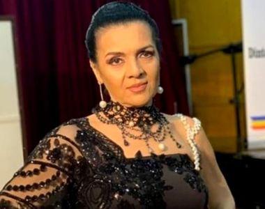 Cornelia Catanga a murit. Cântăreața avea 63 de ani și era internată cu COVID