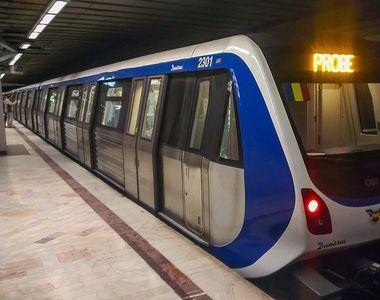 VIDEO - Grevă spontană la metrou din cauza magazinelor din incinta stațiilor