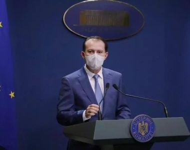 Motivul pentru care Florin Cîțu a decis ca noile restricții să intre în vigoare de...
