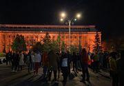 VIDEO-Capitala a fost pustie în prima seară cu noile restricții severe