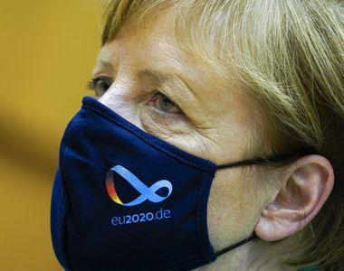 Cancelarul german Angela Merkel, în război cu șefii de landuri pentru măsuri mai dure...