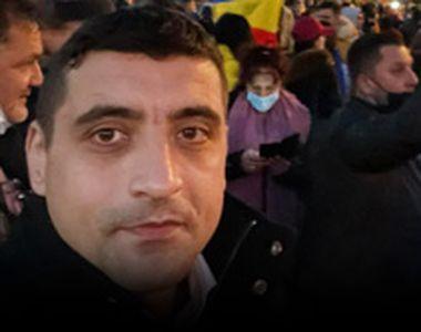 VIDEO - Proteste politizate de prezența unor lideri precum George Simion