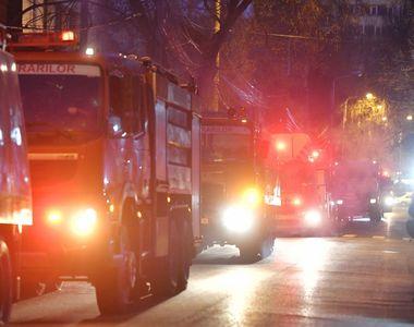 BREAKING NEWS: Incendiu la baza sportivă FCSB. O persoană a murit