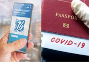 """Cine vrea să călătorească în Europa fără pașaportul COVID, """"mai bine să nu pornească la drum"""""""