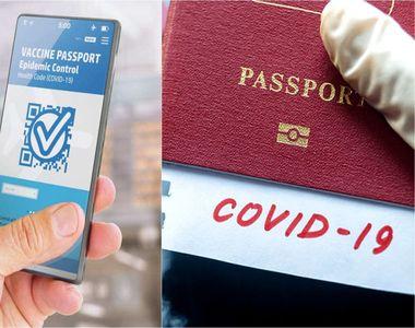 """Cine vrea să călătorească în Europa fără pașaportul COVID, """"mai bine să nu pornească la..."""