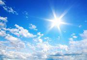 Prognoza meteo, joi 1 aprilie 2021. Vremea va fi una caldă și însorită