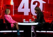 """Alexandra Stan a vorbit aseară, la """"40 de întrebări cu Denise Rifai"""", despre încercările dificile prin care a trecut"""
