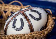 VIDEO -Ouăle de Paște încondeiate sunt o tradiție și la vecinii unguri