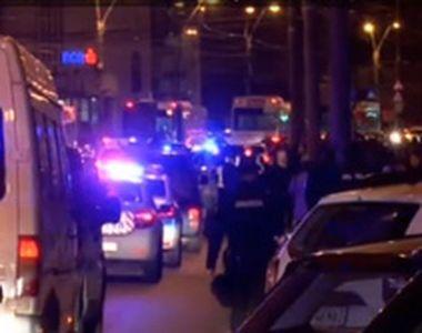 VIDEO -Minori care acuză jandarmii. Ei pretind că au fost bătuți crunt