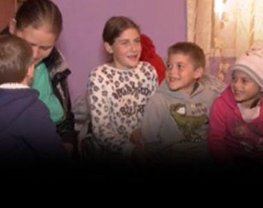 VIDEO -Opt suflete fără speranța zilei de mâine visează la o casă nouă