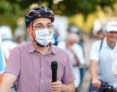 Ministrul Sănătății a anunțat un nou caz de infectare cu tulpina sud-africană a noului...