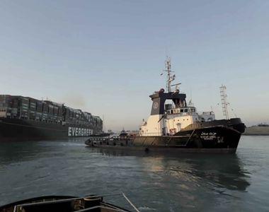 De ce este important Canalul Suez pentru economia globală