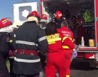 Accident îngrozitor. Patru oameni au murit pe loc după ce au intrat cu mașina într-un...