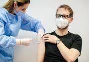 "Dominic Fritz s-a vaccinat împotriva COVID-19: ""M-am vaccinat cu AstraZeneca..!"""
