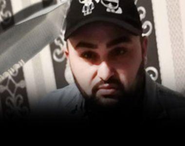 VIDEO - Un individ a atacat agenți de poliție cu briceagul, de la o amendă