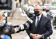 """Ministrul Educației, Sorin Cîmpeanu: """"Se constată o tendinţă de scădere a numărului de infectări cu Covid-19, atât în rândul elevilor, cât şi al personalului"""""""