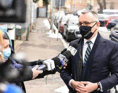 """Ministrul Educației, Sorin Cîmpeanu: """"Se constată o tendinţă de scădere a numărului de..."""
