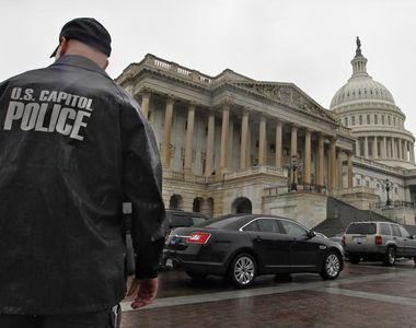 Atentat la Capitoliul SUA. Polițiști răniți, atacatorul împușcat mortal