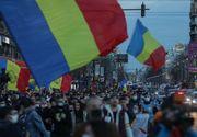 Percheziții după protestele violente de luni noaptea. Anunțul Poliției Române
