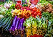 VIDEO - Haos în piețe și magazine: Aglomerație mare la cumpărături