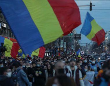 VIDEO - Noi proteste în București și Constanța. Participanții sunt nemulțumiți de...