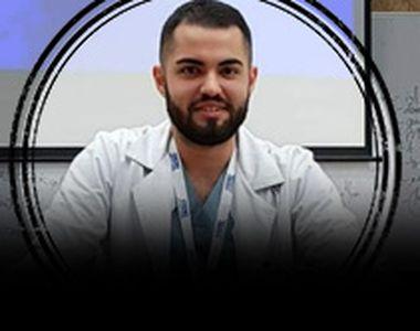 VIDEO - Medic rezident, sinucis.  Epuizare și stres uriașe în pandemie