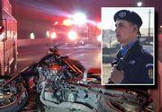VIDEO - Doi tineri prieteni au pierit într-un accident de motocicletă