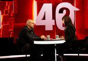 """Cristian Popescu """"Piedone"""", astăzi, la """"40 de întrebări cu Denise Rifai"""". Printre dezvăluiri, cum a reușit să slăbească radical, de la 218  kilograme"""