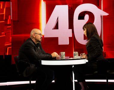 """Cristian Popescu """"Piedone"""", astăzi, la """"40 de întrebări cu Denise Rifai"""". Printre..."""